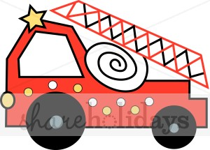 Toy Truck & Truck Clipart