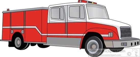 Fire Truck clipart transportation Truck clipart truck jpg :