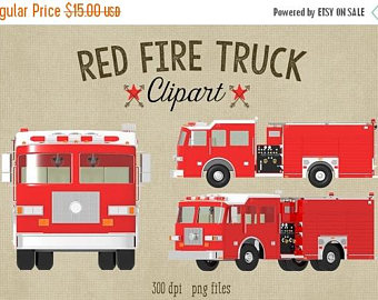 Fire Truck clipart yellow OFF SALE 80% dpi png