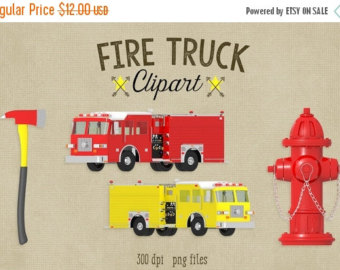 Fire Truck clipart yellow car Use Clipart THRU quality OFF