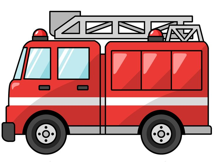 Fire Truck clipart yellow car Education truck fire clipart