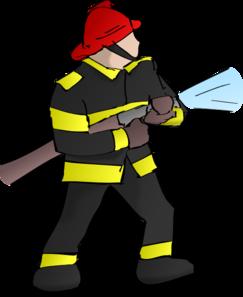 Firefighter clipart oxygen tank  com Fire Fighter online