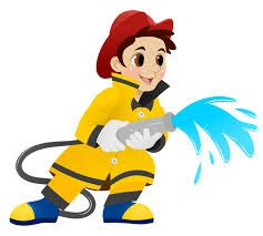 Firefighter clipart #14