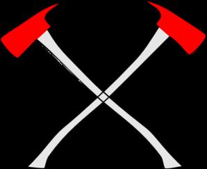 Firefighter clipart axe Ax online Art  clip