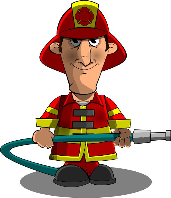 Firefighter clipart badass Best images Firefighter 410 domain