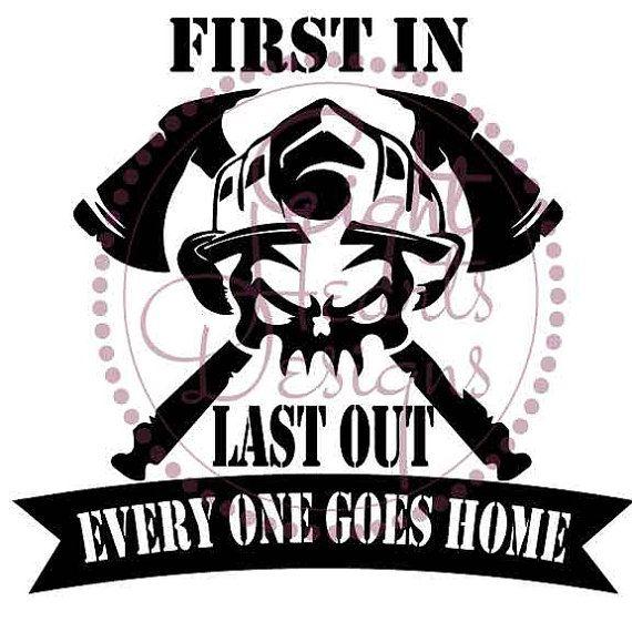 Firefighter clipart badass Order 67 Last the Vinyl