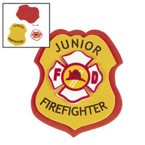 Firefighter clipart badge Junior  clipart Collection badge