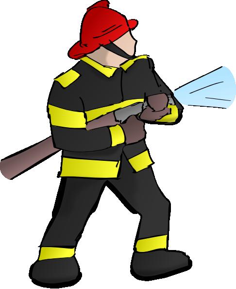 Firefighter clipart fire department Clipart Firefighter Collection Fire clipart