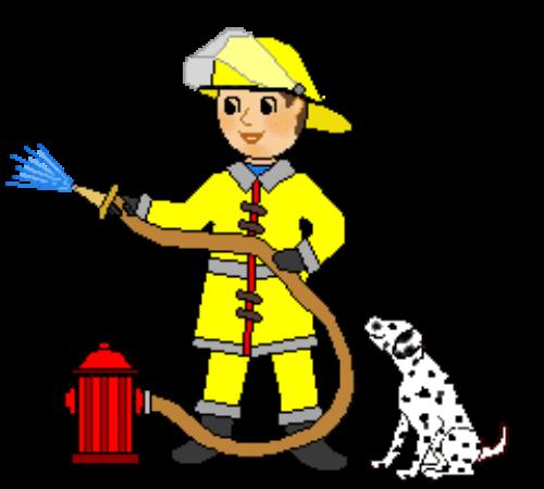 Firefighter clipart fire department Clip fire art clip Firefighter