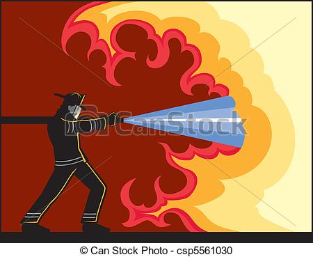 Firefighter clipart fire fighting equipment Fighting equipment Fighting fire Fireman