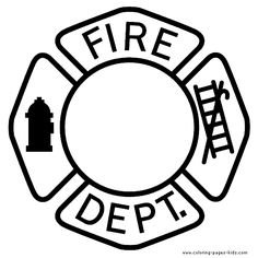 Firefighter clipart fire prevention Connection sign not logo fire