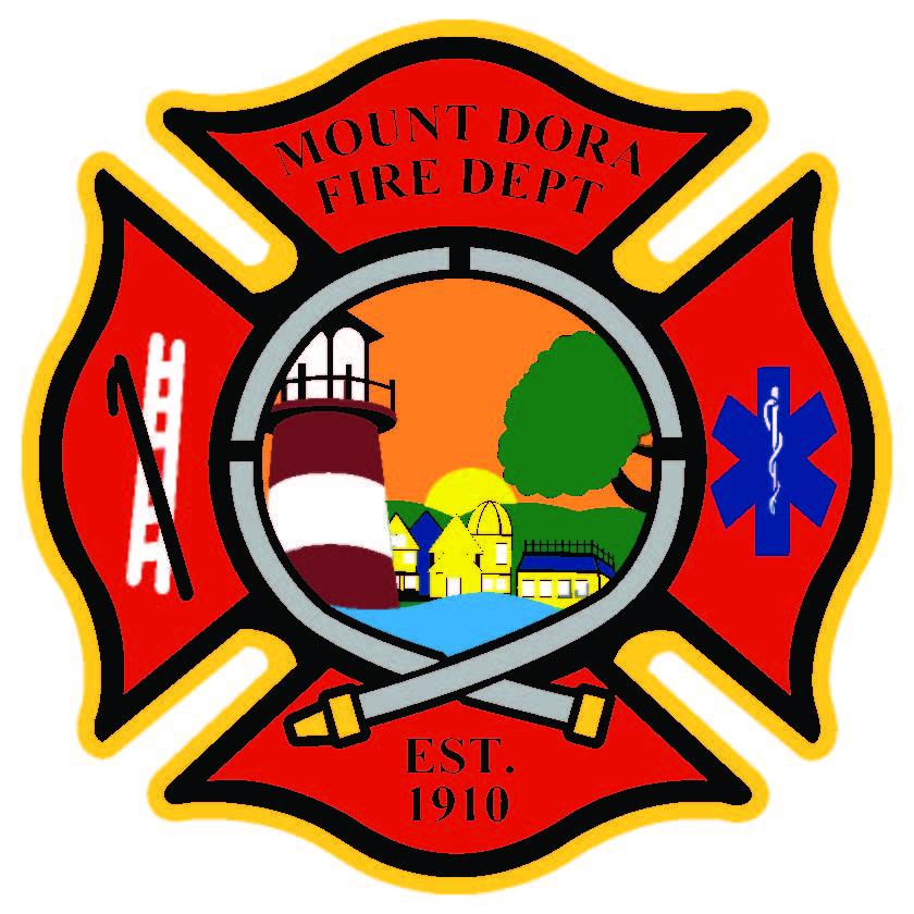 Firefighter clipart fire prevention Official Fire Dora Department Department