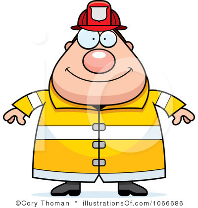Firefighter clipart firewoman Panda RF) Clipart Free Images