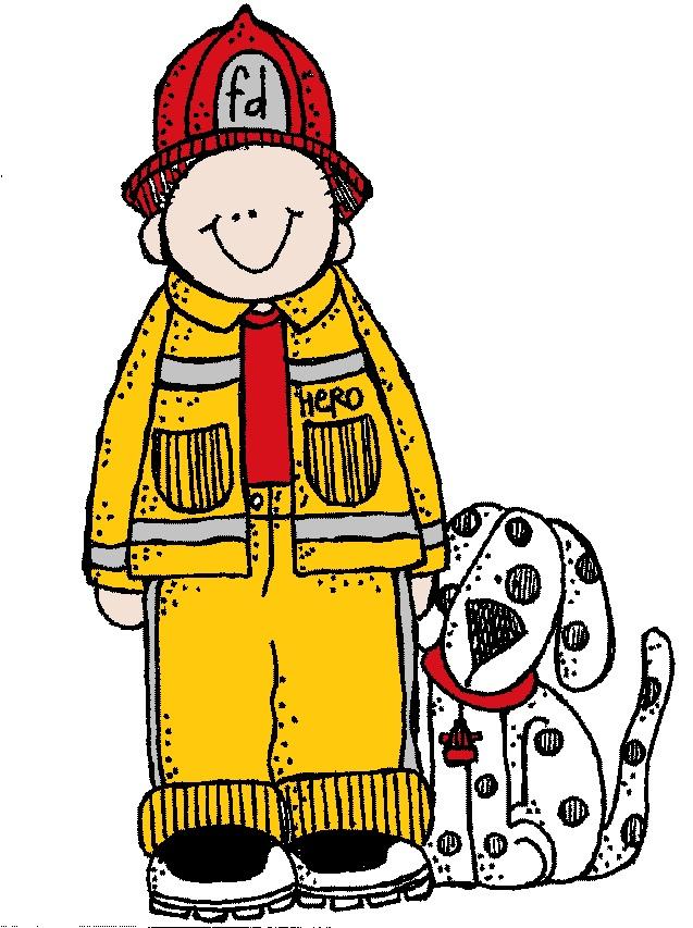 Firefighter clipart melonheadz Search fire melonheadz fighters Dibujos