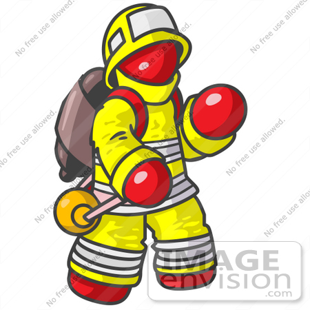 Firefighter clipart red Free Clipart Panda Firefighter Clipart