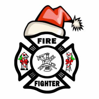 Firefighter clipart santa Firefighter Zazzle Firefighter Santa Cutout