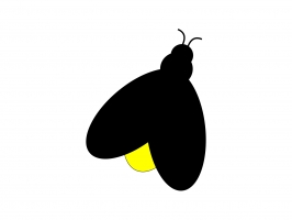 Firefly clipart Download #5 svg drawings Firefly