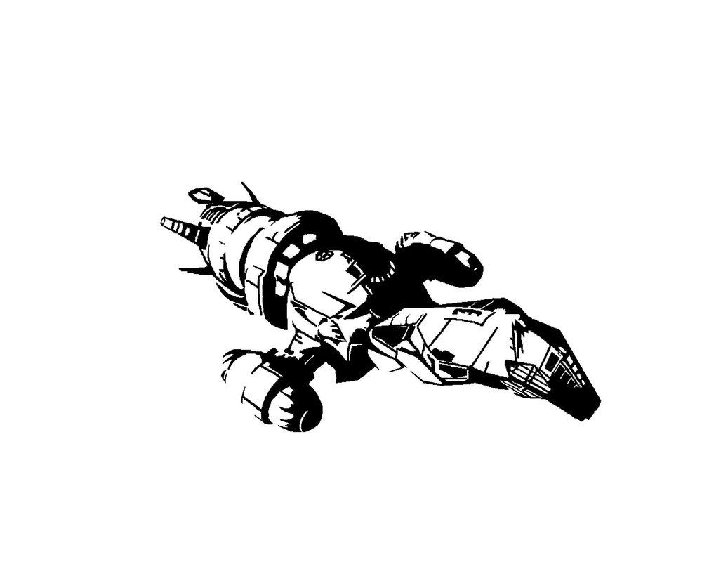 Serenity clipart firefly #15