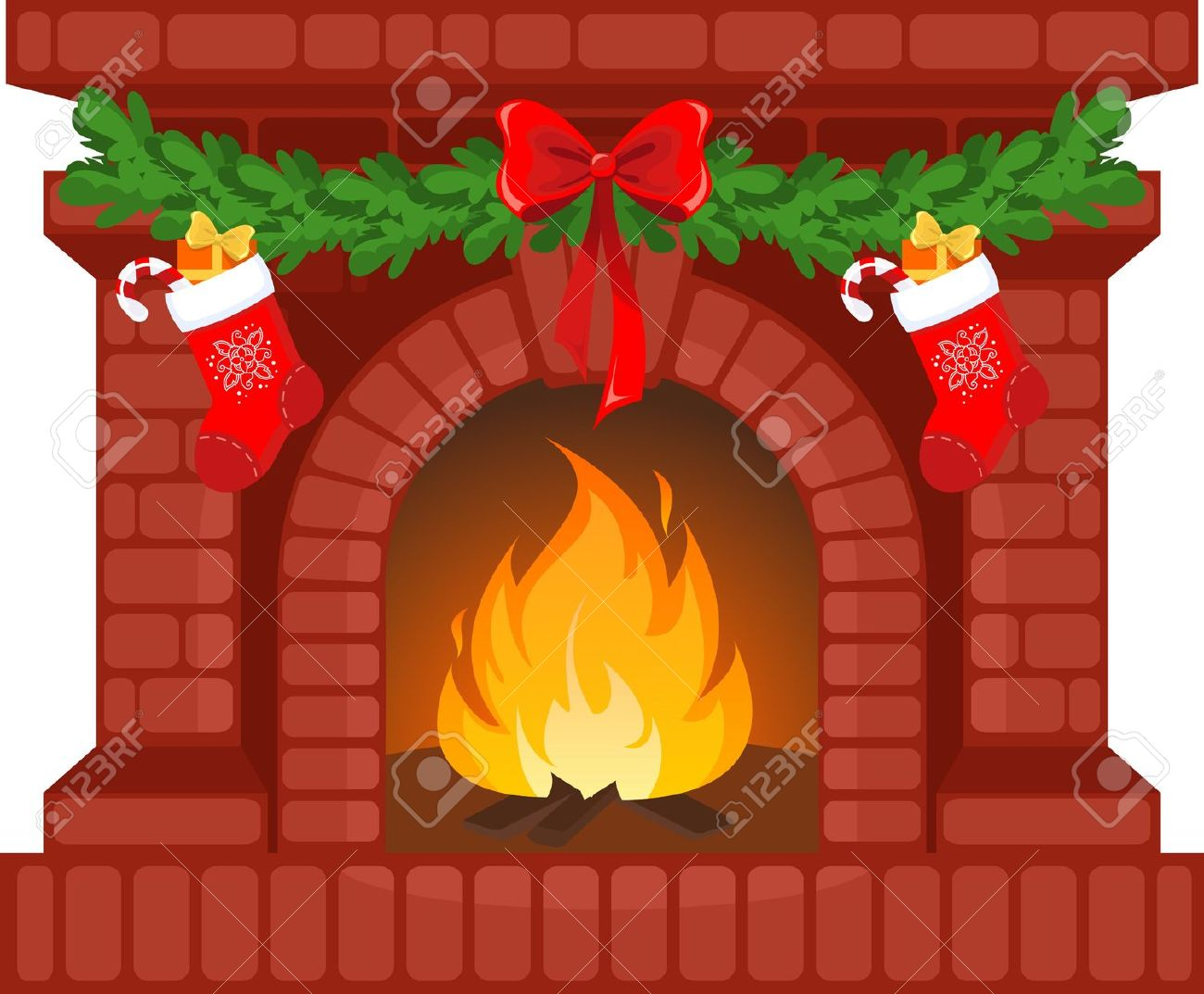 Fireplace clipart hearth Clipart winter pie 6 cliparts