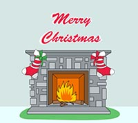Fireplace clipart animated Search june2016 Fireplace Photo Results