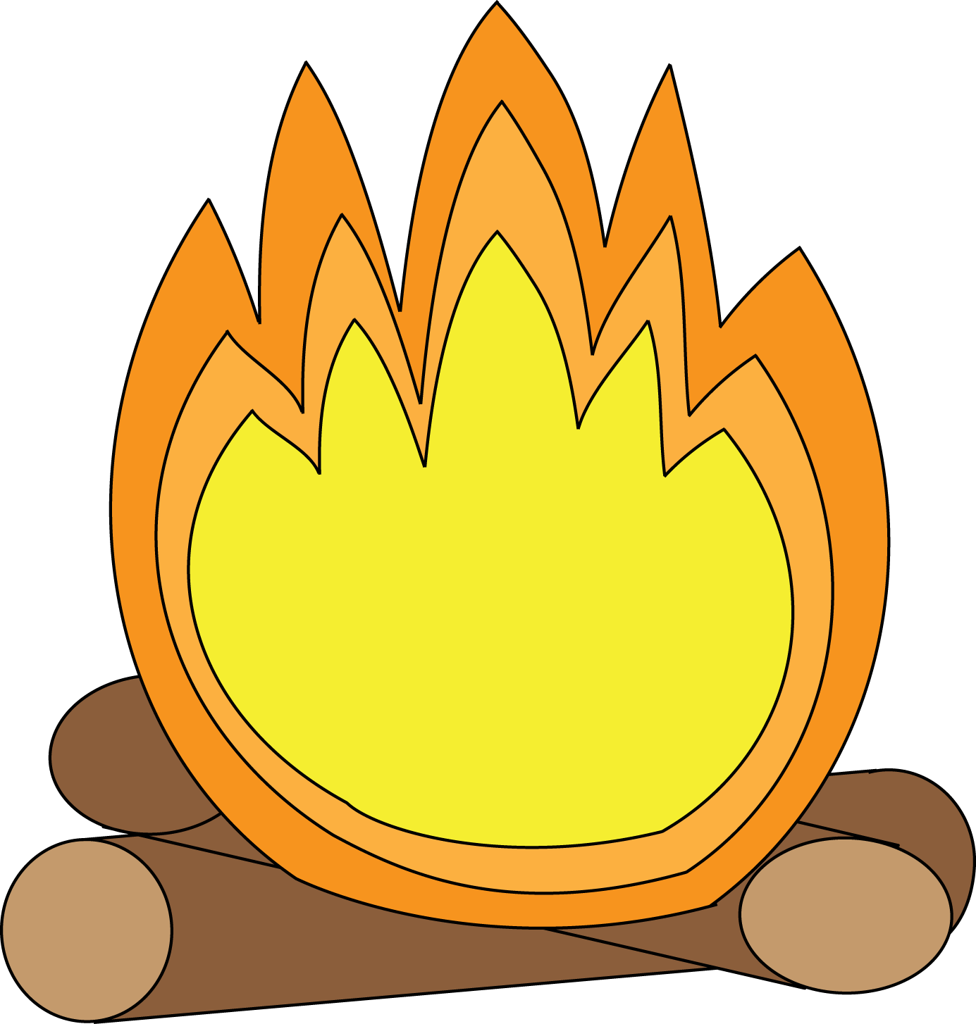 Drawn campire transparent Clipart White bonfire%20clipart Images And