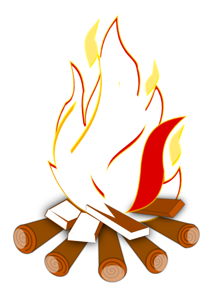 Wood clipart animated Bonfire%20cartoon Free Clipart Clipart Images
