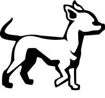 Fireplace clipart google image Chihuahua Art art on Pinterest