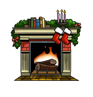 Fireplace clipart google image Find images on Pin 14