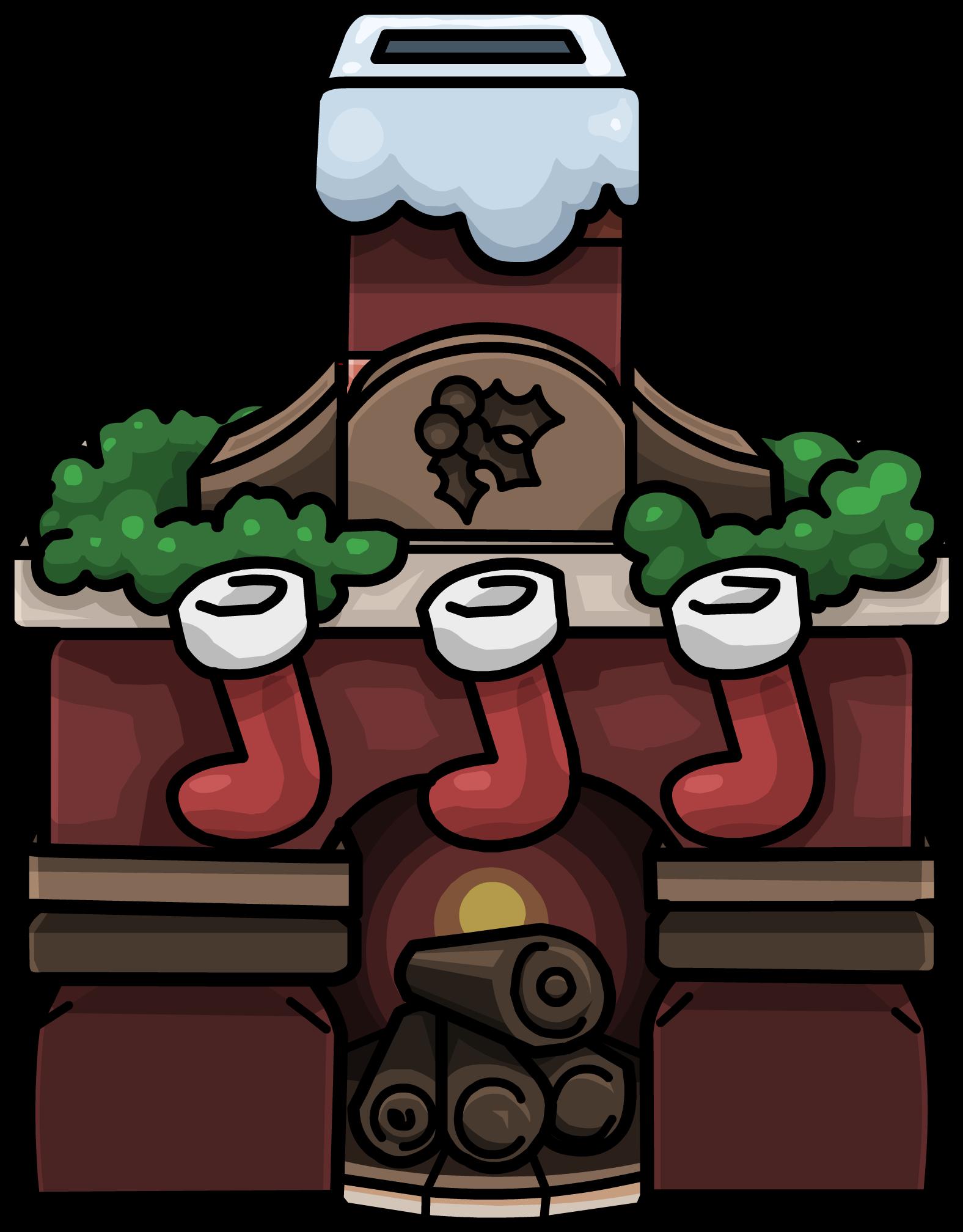 Fireplace clipart holiday Club by FANDOM Fireplace Fireplace