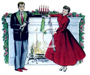 Fireplace clipart old fashioned By Their Couple At Old