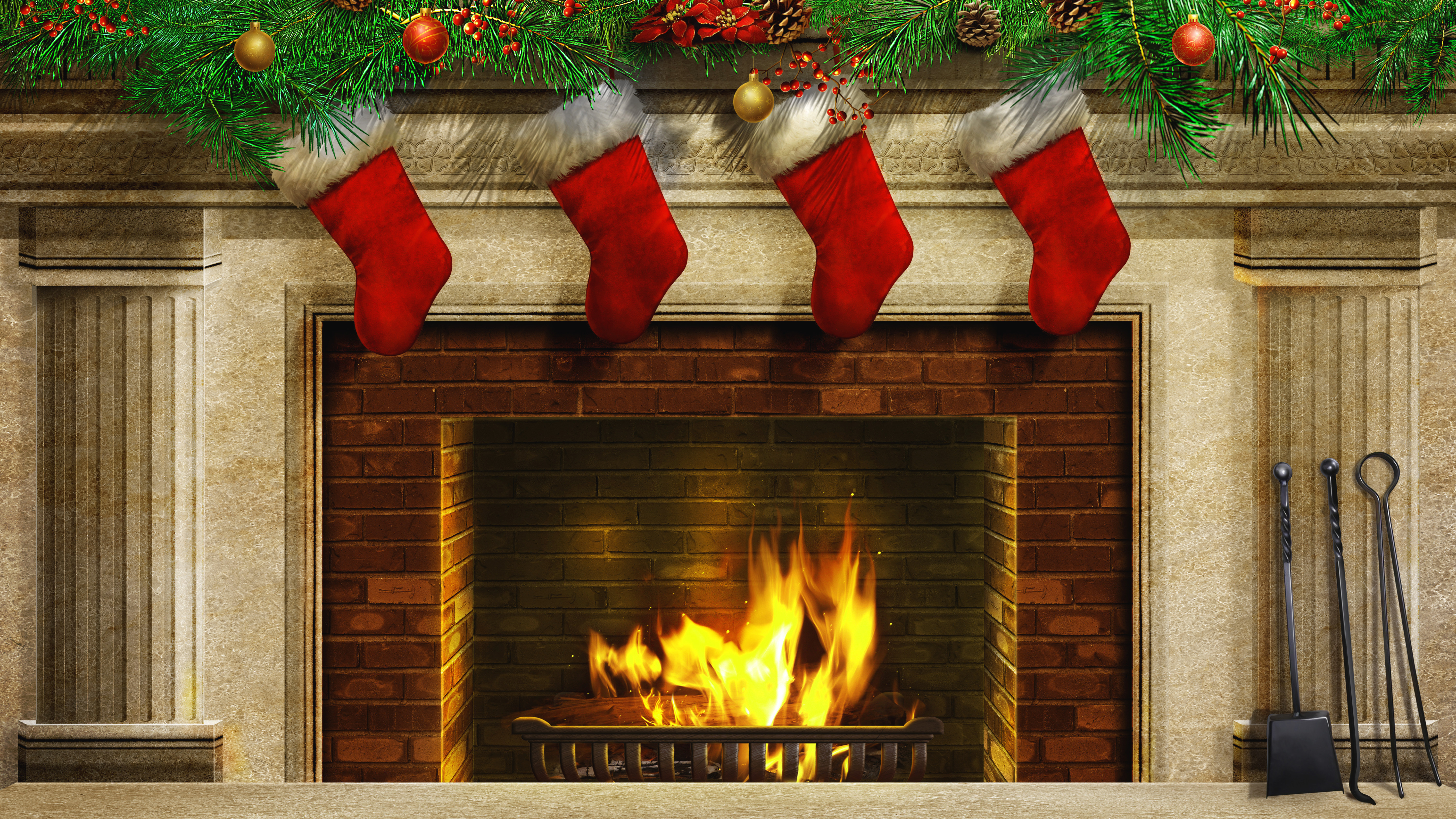Fireplace clipart stone fireplace  com Clipart Fireplace Clipartion
