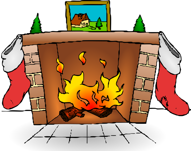 Fireplace clipart wood fire Download Cliparts Download Clip Art