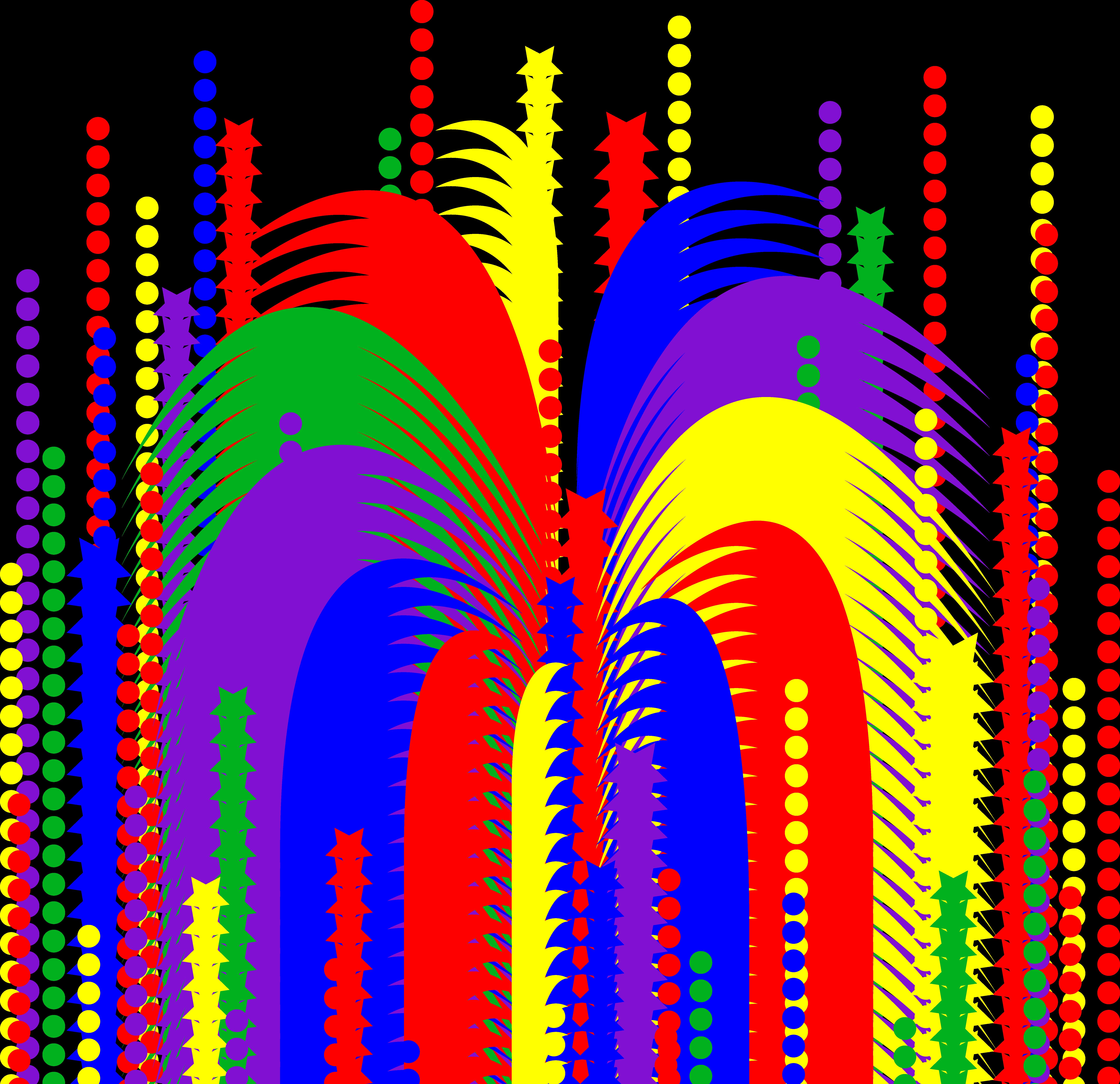 Fireworks clipart Clipart Clipart Clipart Background Free
