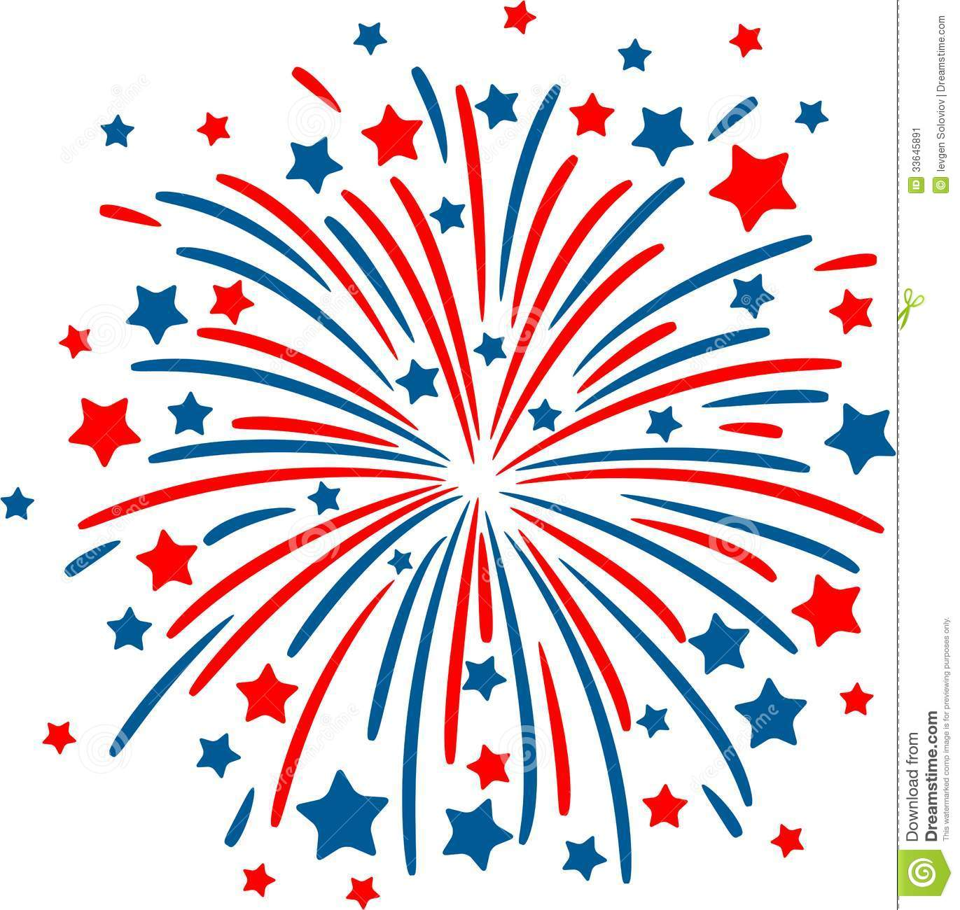 Fireworks clipart orange  clipart firework And Panda