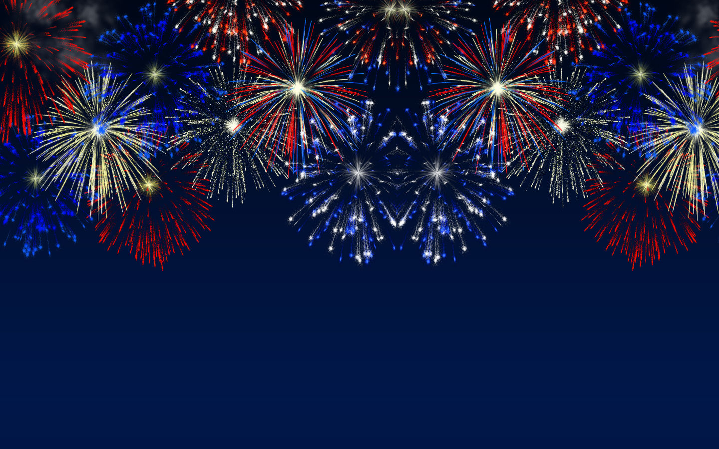Fireworks clipart blue background WallpaperSafari Twitter 4th Twitter Backgrounds