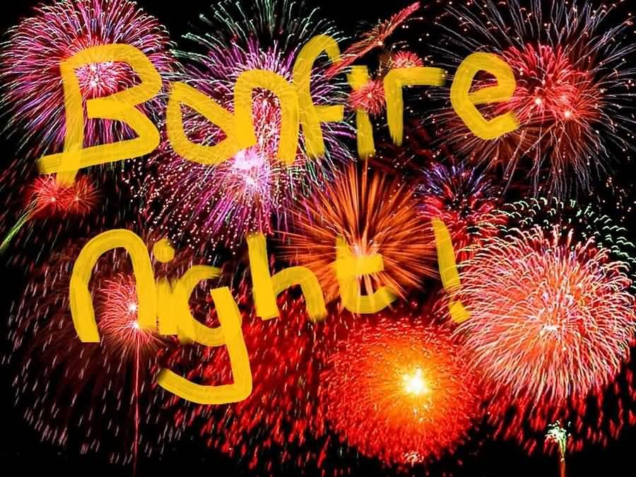 Bonfire clipart fireworks display Bonfire Colorful  Picture Fireworks