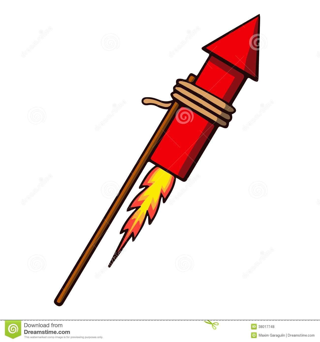 Celebration clipart firework rocket Rocket Clipart (2045) Firework Clipart
