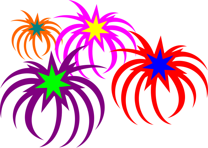 Fireworks clipart cartoon Pictures Free Free Cartoon Clipart