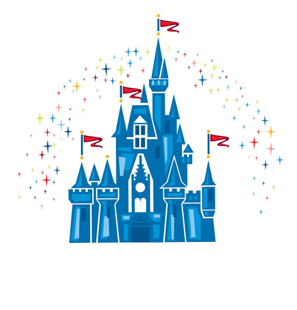 Fireworks clipart castle Images art  castle disney