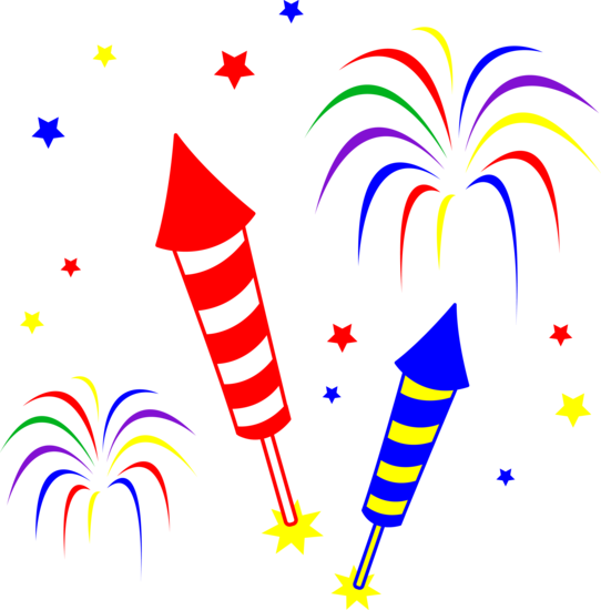 Celebration clipart firecracker Fireworks WikiClipArt clip Celebration fireworks