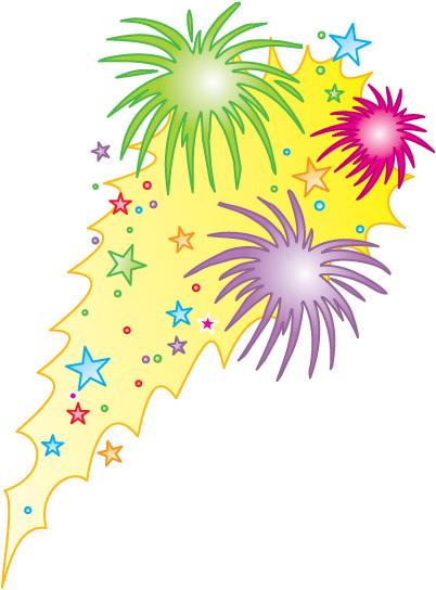 Celebration clipart firecracker Clipart Celebration Bay Fireworks Fireworks