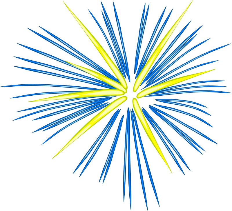 Celebration clipart firecracker Page Clipartix Art free 1freedownloads