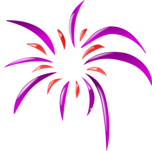 Fireworks clipart colorful firework Colors 2 free public art
