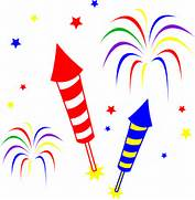 Fireworks clipart deepavali Crackers Clipart Free Of July