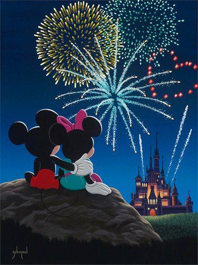 Fireworks clipart disney firework Topolino+Topolina+Fuochi mickey+minnie+Fireworks=LOVE fireworks d'artificio on
