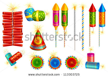 Fireworks clipart diwali cracker Royalty Crackers Images Brand crackers
