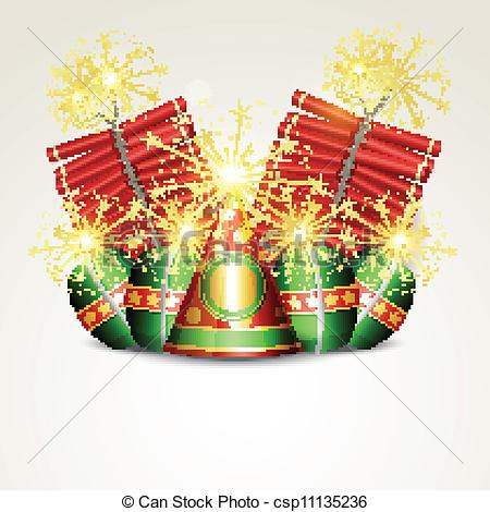 Fireworks clipart diwali cracker Diwali Fireworks 05 Fireworks Clip