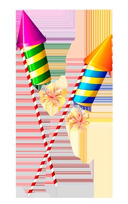 Fireworks clipart diwali cracker Diwali last firecrackers Rocket Rocket