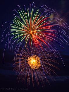 Fireworks clipart enjoyment