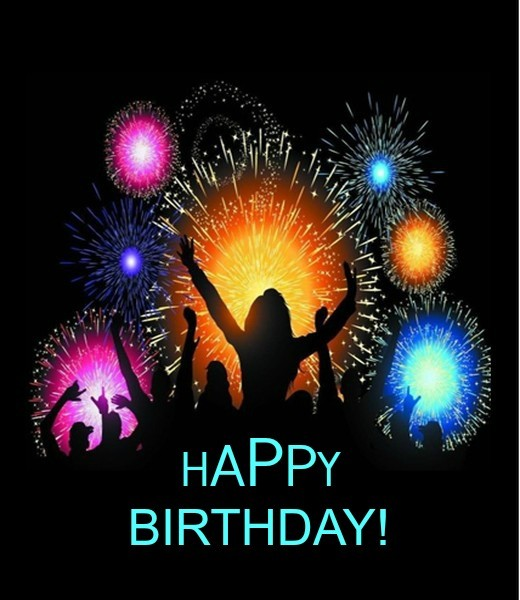 Fireworks clipart happy birthday ART Dancers and with Best